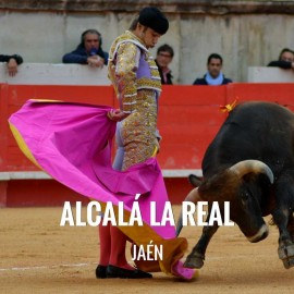 Bullfight Tickets Alcalá la Real - Festivities 2018