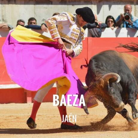 Bullfight tickets Baeza - Virgen del Alcazar Festivity