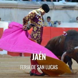 Bullfight tickets Jaén – San Lucas Festivity