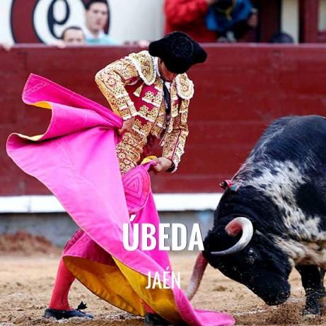 Bullfight Tickets Úbeda - Festivities 2018