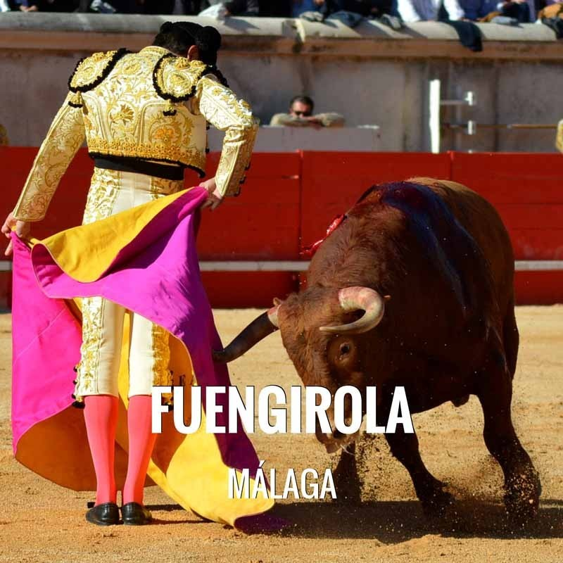 Fuengirola Bullfight Tickets  Bullring of Fuengirola, Málaga  Fair
