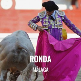 Bullfight tickets Ronda – Pedro Romero Festivities