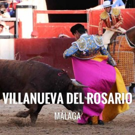 Entradas Toros Villanueva del Rosario - Ntra. Sra. del Rosario