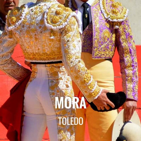 Bullfight tickets Mora. Toledo - Bullfighting Fair