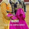 Bullgiht ticket Toledo- Fiestas del Corpus Christi