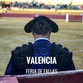 Entradas Toros Valencia - Les Fallas