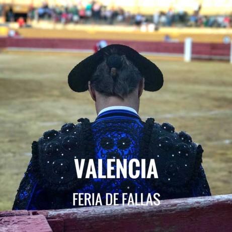 Bullfight ticket Valencia – Les Falles