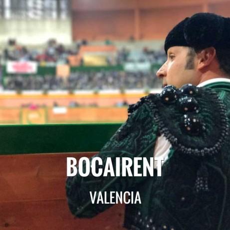 Bullfight ticket Bocairent – Virgen de los Desamparados | Servitoro.com