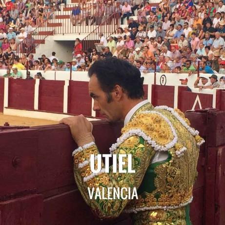 Bullfight ticket Utiel - Feria y fiestas Virgen del Rosario