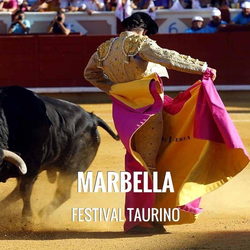 Bullfight Spain ticket, tickets bullfighting Marbella - Servitoro