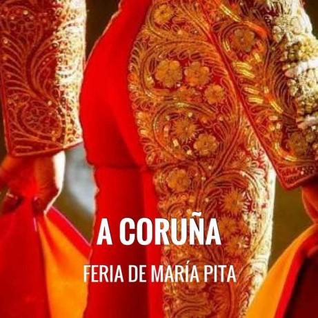 Bullfight tickets A Coruña – Feria de Maria Pita
