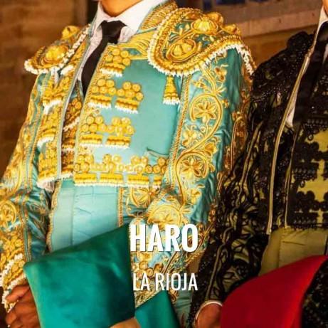Bullfight tickets Haro – Feria de Primavera