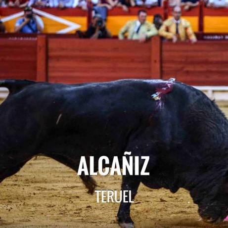 Bullfight tickets Alcañiz - Virgen de los pueblos y Santo Ángel Custodio