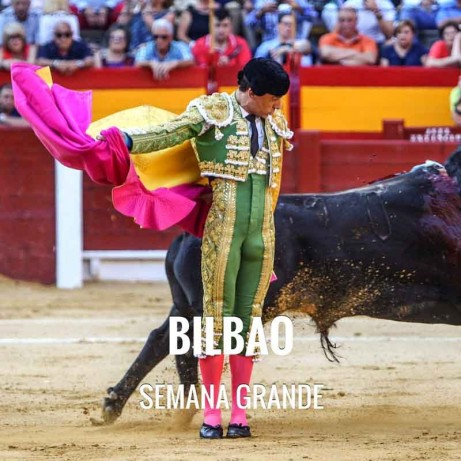 Entradas Toros Bilbao - Semana Grande de Bilbao