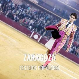 Festejos populares Zaragoza - El Pilar
