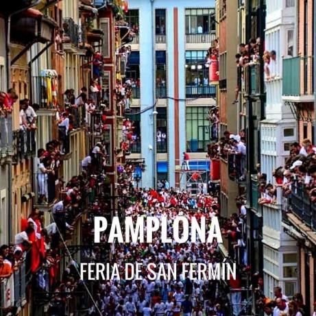 Entradas Toros Pamplona - Feria de San Fermín