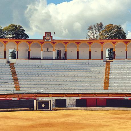 Olivenza. Plaza de toros
