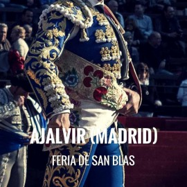 Bullfight tickets Ajalvir – Feria de San Blas