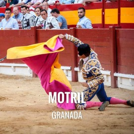 Bullfight tickets Motril – Fiestas de las Tres Cruces