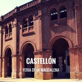 Entradas Toros Castellón - Feria de la Magdalena