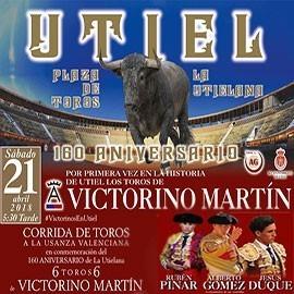 21/04 Utiel (17:30) Toros