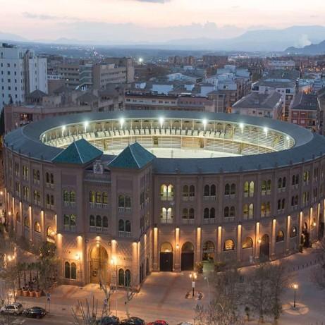 Granada bullring – Guide visits