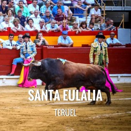 Bullfight Tickets Santa Eulalia del Campo - Fair