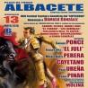 13/05 Albacete (18:00) Toros festival