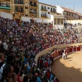 Villacarrillo (Jaén). Bullring