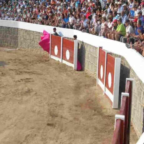 Sotillo de la Adrada (Ávila). Bullring