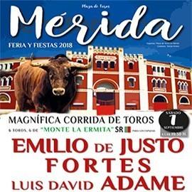 01/09 Mérida (19:30) Toros
