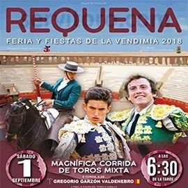 01/09 Requena (18:30) Toros mixta