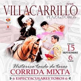 15/09 Villacarrillo (18:00) Toros