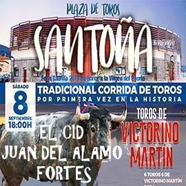 08/09 Santoña (18:00) Toros