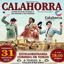 31/08 Calahorra (18:00) Toros