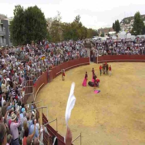 Alcalá la Real, Jaén Plaza de toros