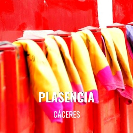 Entradas Toros Plasencia - Feria de Junio