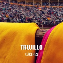 Bullfight tickets Trujillo – Fiestas y Feria de Trujillo