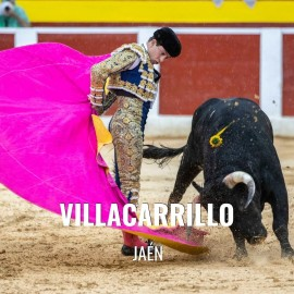 Bullfight tickets Villacarrillo - Festivities