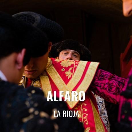 Bullfight Tickets Alfaro - Bullfighting fest