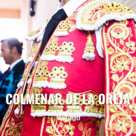 Bullfight tickets Colmenar de Oreja - Stmo. Cristo del humilladero