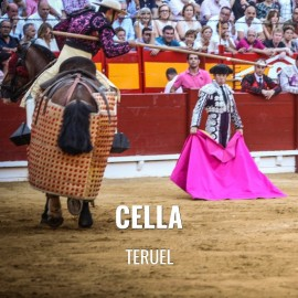 Bullfight Tickets Cella - Saint Clemente