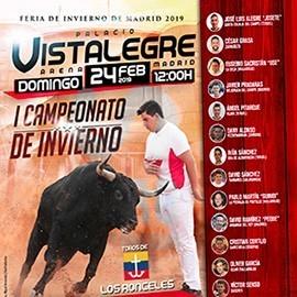 plaza toros vistalegre