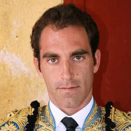 Salvador Cortés bullfighter