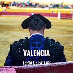 Entradas toros Feria Fallas Valencia