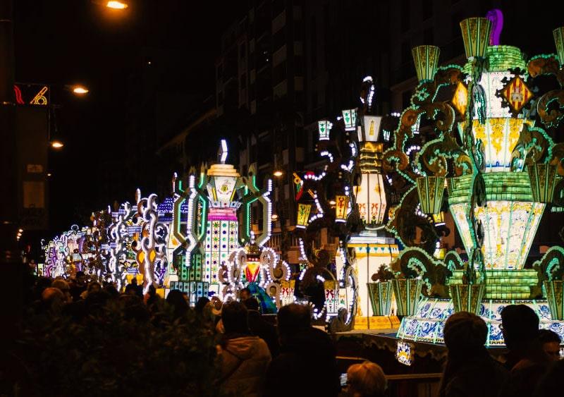 Gaiatas parade