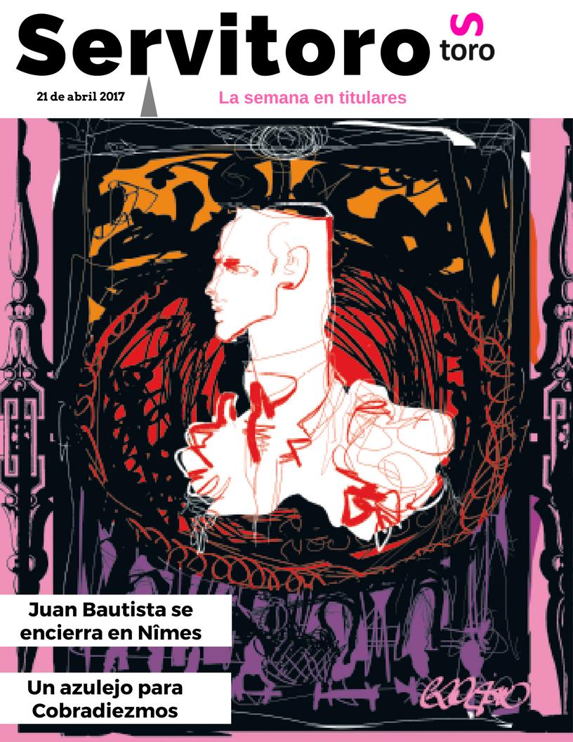 Juan Bautista en Nîmes
