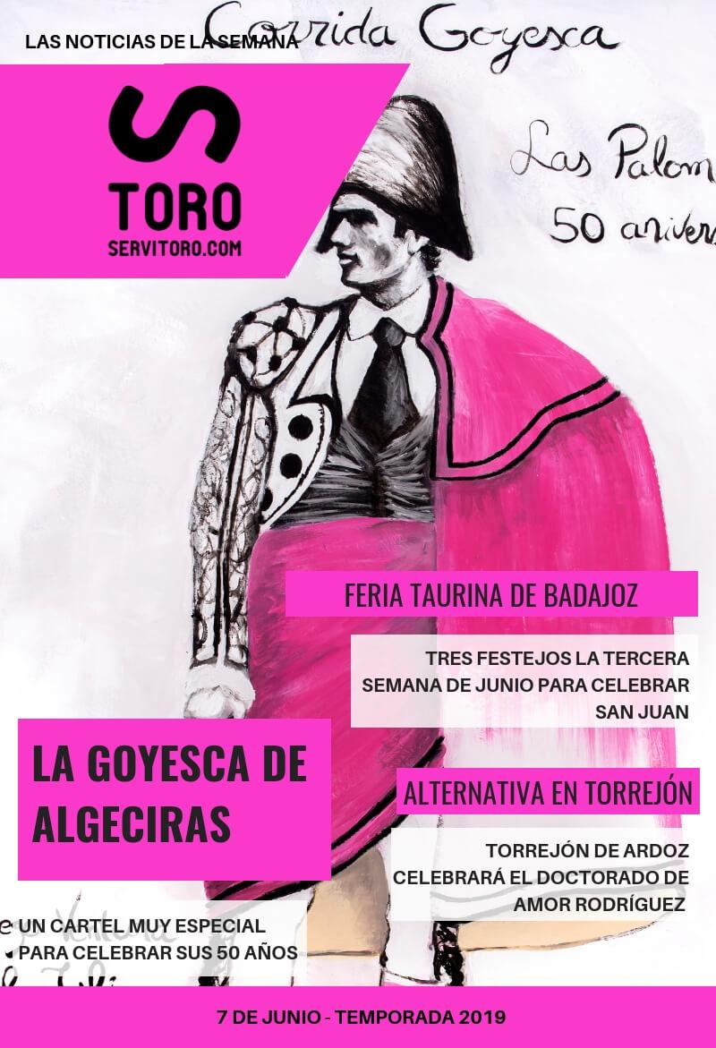Corrida Goyesca de Algeciras
