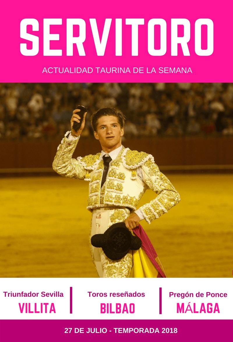 Villita, triunfador del Ciclo de Promoción de Sevilla