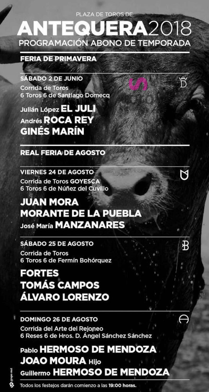 Toros en Antequera